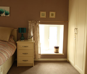 bedroom furniture installed by mst joinery